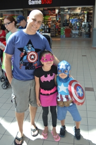 Superhero Saturday at Savannah Mall_1787