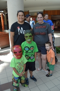 Superhero Saturday at Savannah Mall_1791