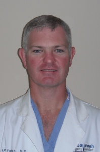 Dr. Lee Yates, Medical Director of Vascular Surgery at St. Joseph's Candler Health System and founder of Savannah Surgery Center