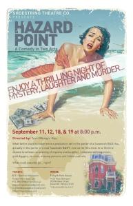 Hazard Point Poster
