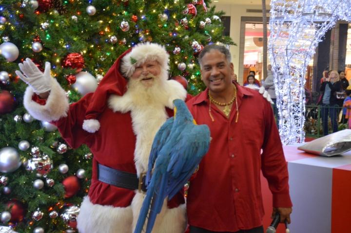 Savannah Mall Welcomes Santa_2725