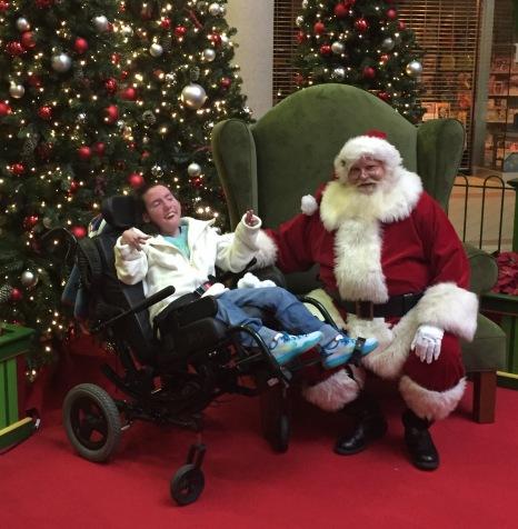 Savannah Mall%27s Caring Santa 3