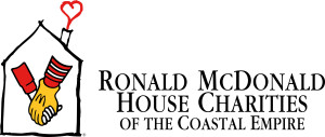 Image result for ronald mcdonald house coastal empire logo